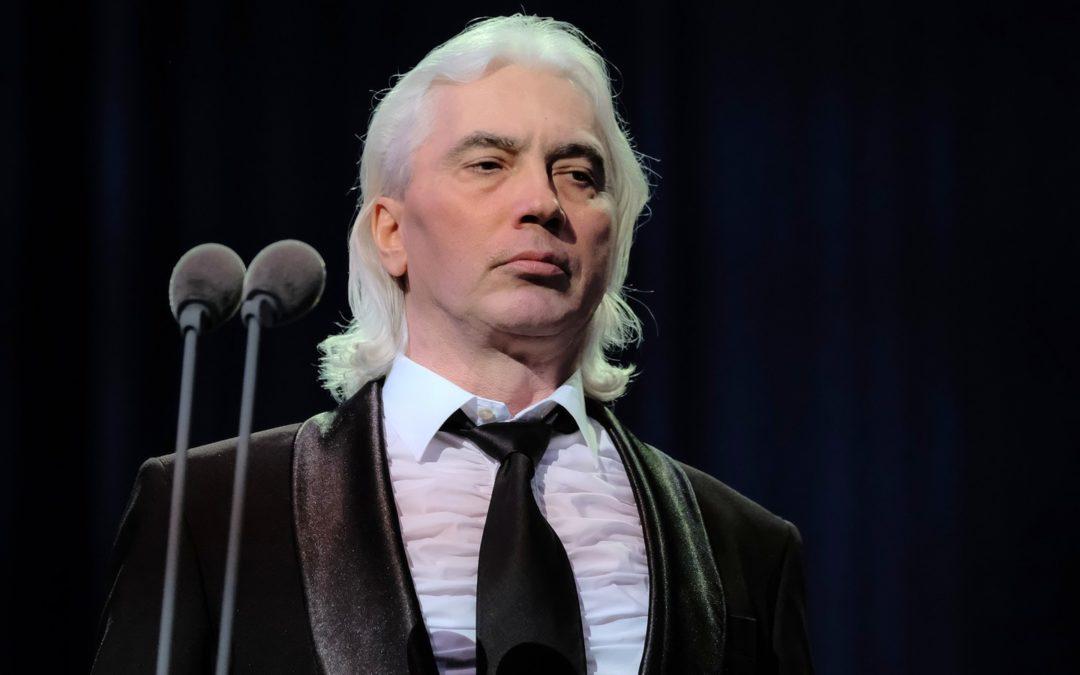 Скончался Дмитрий Хворостовский