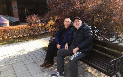 Скончался Аркадий Аладьин